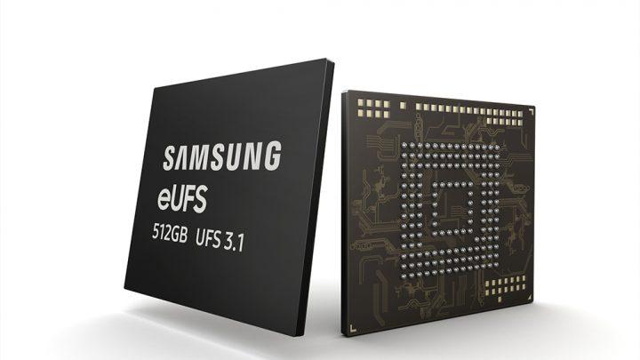 Samsung start massaproductie snelste geheugen voor topsmartphones