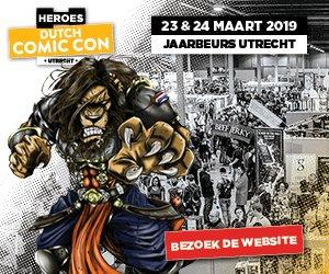 Extra veiligheidsmaatregelen voor Dutch Comic Con 2019!