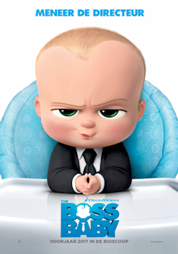 Winactie – The Boss Baby