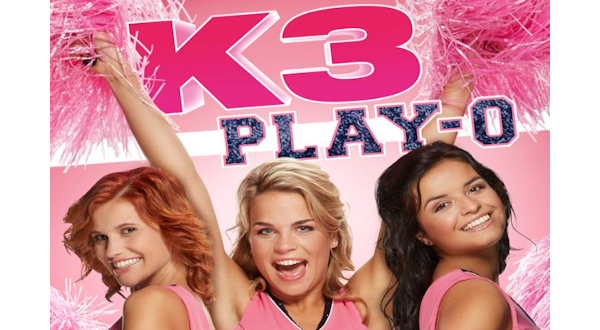 K3 juicht sport toe in nieuwe videoclip: Play-O