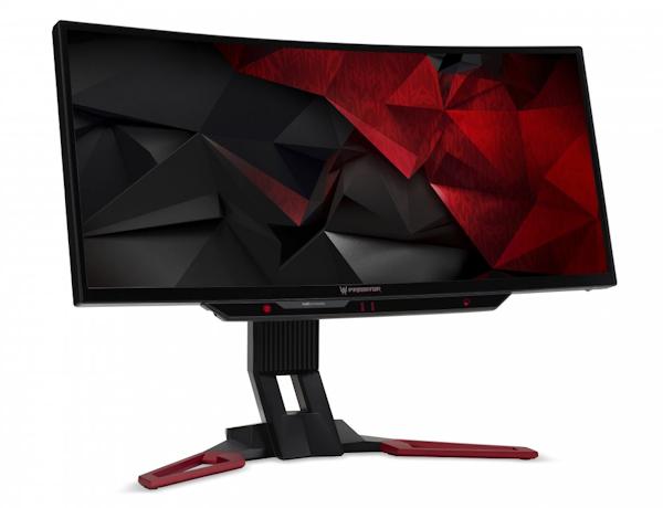 Acer introduceert de eerste 21:9 curved monitor met eye-tracking en een nieuwe lijn met verbeterde Predator gamemonitoren
