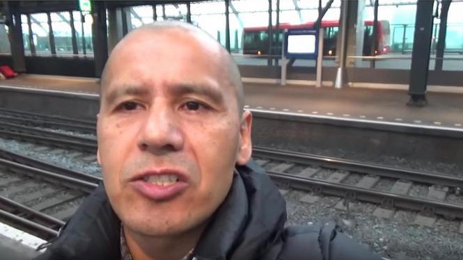 Youtube hit: Dit is de man die al meer dan 400 zakkenrollers oppakt in Amsterdam