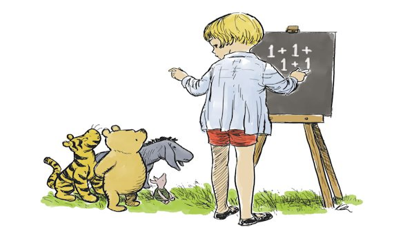 18 januari – Winnie de Poeh dag