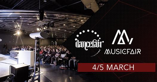 Dancefair/Musicfair 4 & 5 maart 2017, een must voor alle jonge DJ's, muzikanten en producers