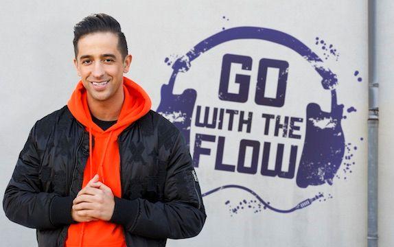 Yes-R zoekt het beste raptalent in nieuw jeugdprogramma Go with the Flow