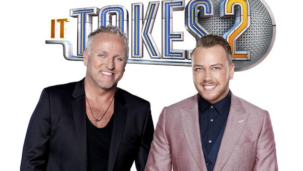 Gordon en Jamai presenteren nieuwe seizoen 'It Takes 2'