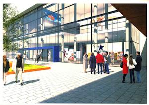 Kinepolis bouwt nieuwe bioscoop in 's-Hertogenbosch