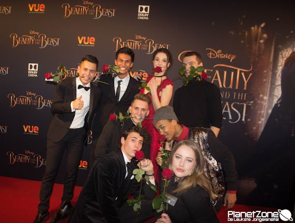 PlanetZone TV premiere Beauty and the Beast