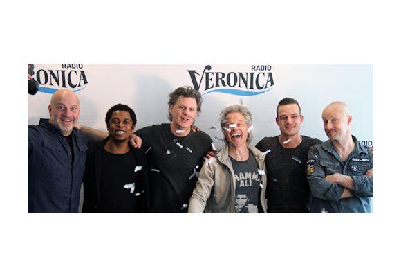 BLØF meest genoteerde Nederlandse band in Radio Veronica Album Top 750