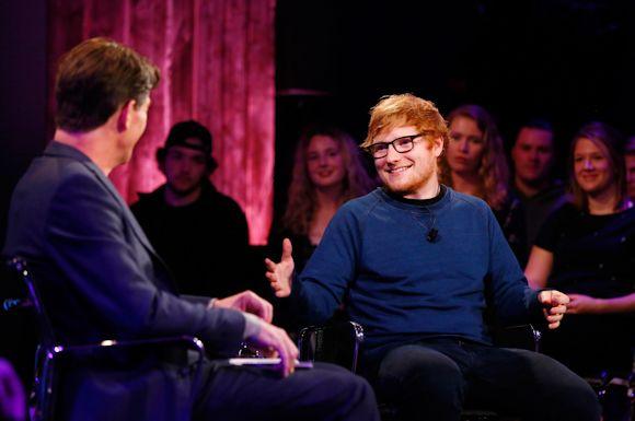 Ed Sheeran in College Tour