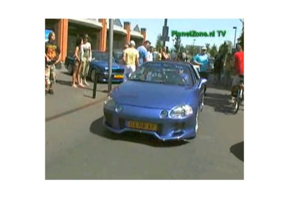 PZTV Fast & Furious: Tokyo Drift (Fast 3, 2006)