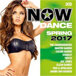 Winactie Now Dance Spring 2017