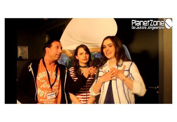 PlanetZone TV Premiere De Smurfen en het Verloren Dorp