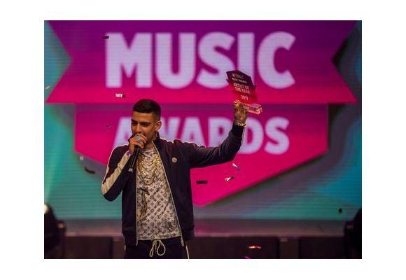 Boef grote winnaar FunX Music Awards 2017