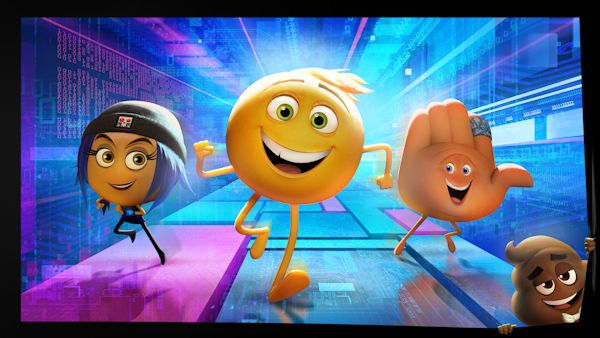 Spectaculaire trailerlancering 'De Emoji Film' in Cannes