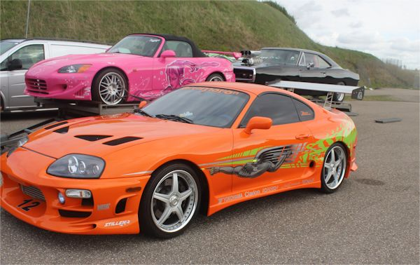 PlanetZone TV: Fast & Furious Fan Event