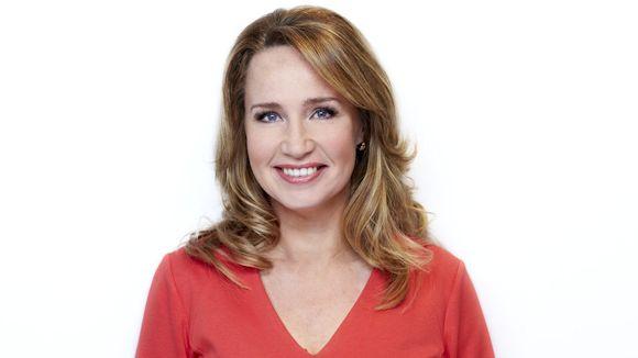 Helga van Leur stopt na twintig jaar met de presentatie van het weer bij RTL