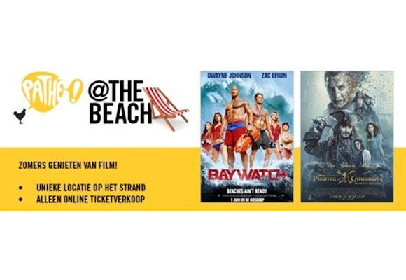 Pathé @The Beach met 'Pirates of the Caribbean' en première 'Baywatch'