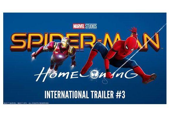 Nieuwe Trailer Spider-Man Homecoming gelanceerd