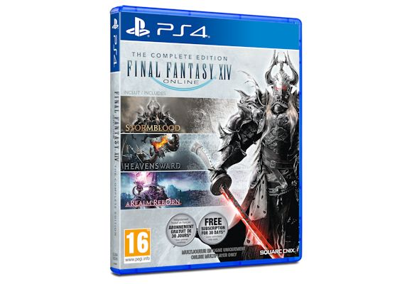 Winactie – Final Fantasy XIV Stormblood: The Complete Collection ( PS4 )