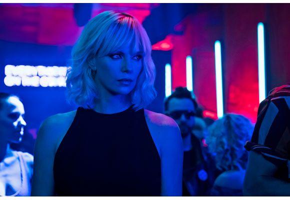 Nieuwe trailer Atomic Blonde met Charlize Theron & James McAvoy ( Release 10 augustus )