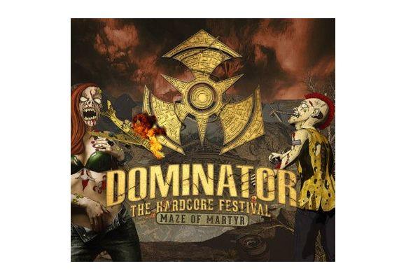 Winactie – Dominator – Maze of Martyr