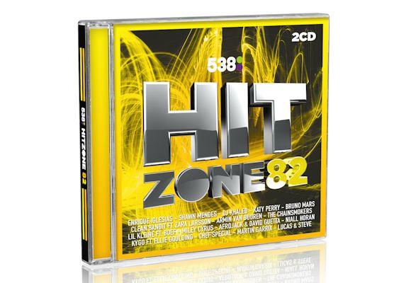 Winactie – 538 Hitzone 82