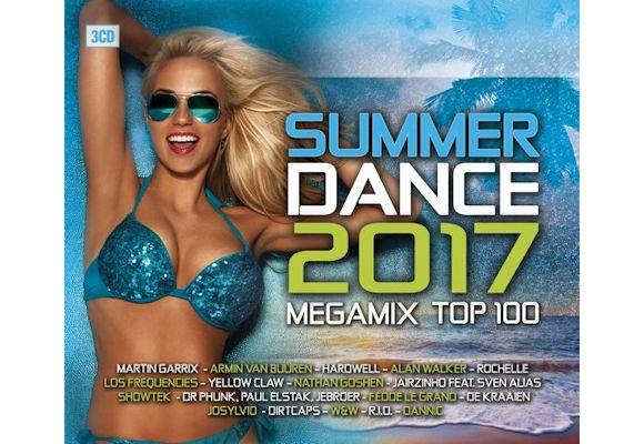 Winactie – Summer Dance 2017 Mega Mix Top 100