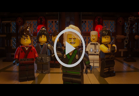 Vinchenzo wordt stemacteur van de film: De Lego Ninjago film