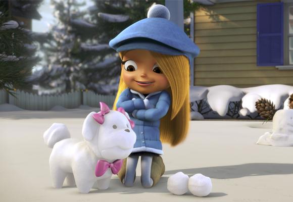 Mariah Carey lanceert haar eigen animatiefilm?