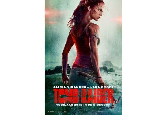 Eerste trailer Tomb Raider gelanceerd ( Release: 15 maart 2018 )