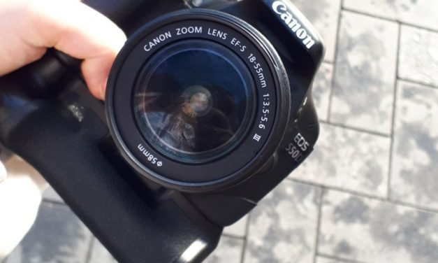 Van wie is deze camera? Eerlijke mensen bestaan dus toch
