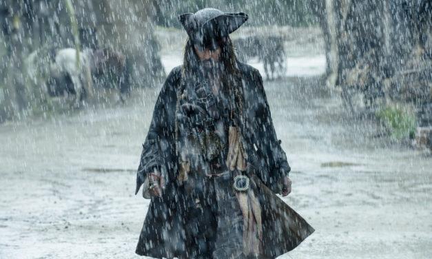 WIN! – Pirates of the Caribbean: Salazar's Revenge Bluray's