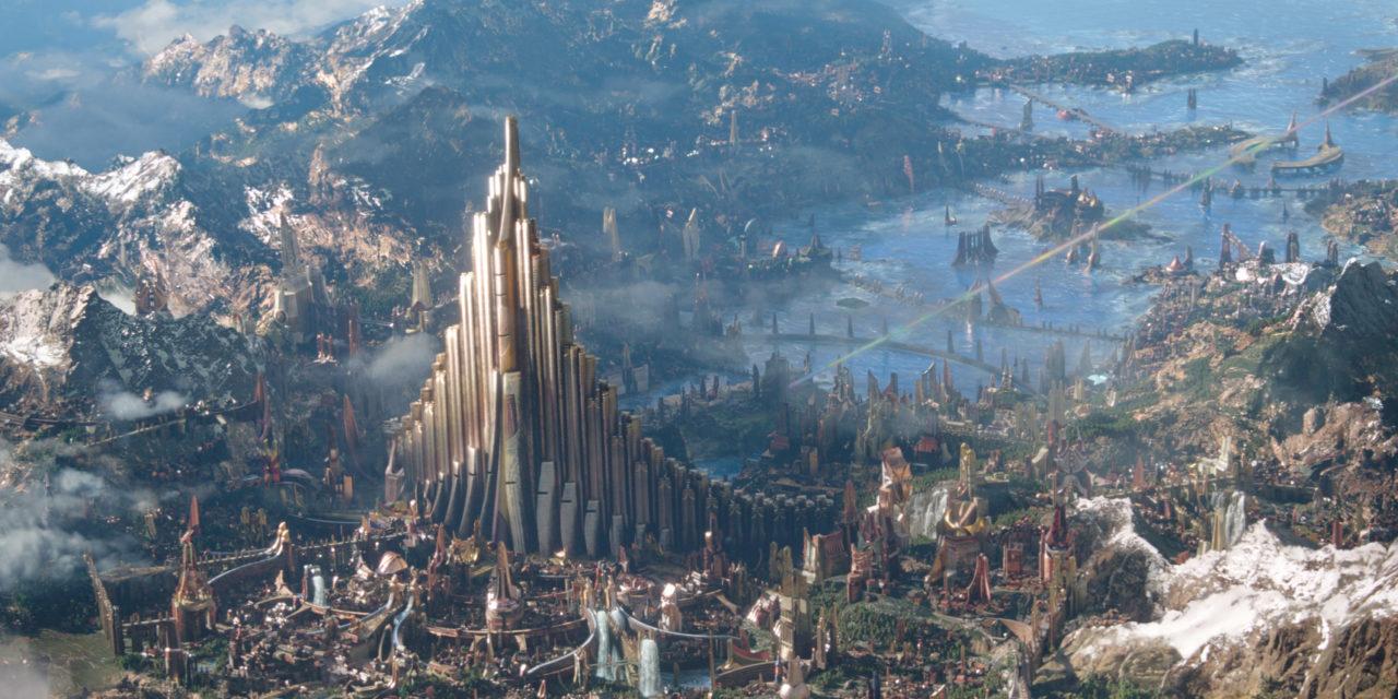 Thor: Ragnarok premiere op FACTS!