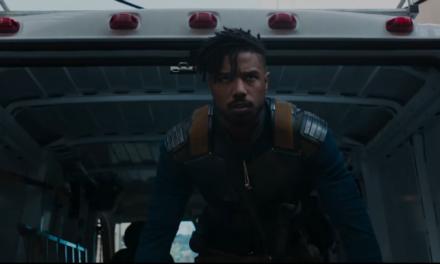 Nieuwe trailer Marvel's Black Panther ( Release:14 februari )