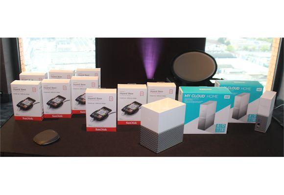 Dit zijn de nieuwe Sandisk en WD producten voor jou