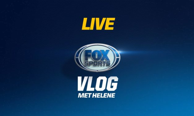 Fox Sports doet 8 uur live vlog verslag