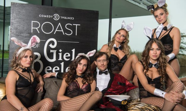 Comedy Central presenteert The Roast of Giel Beelen