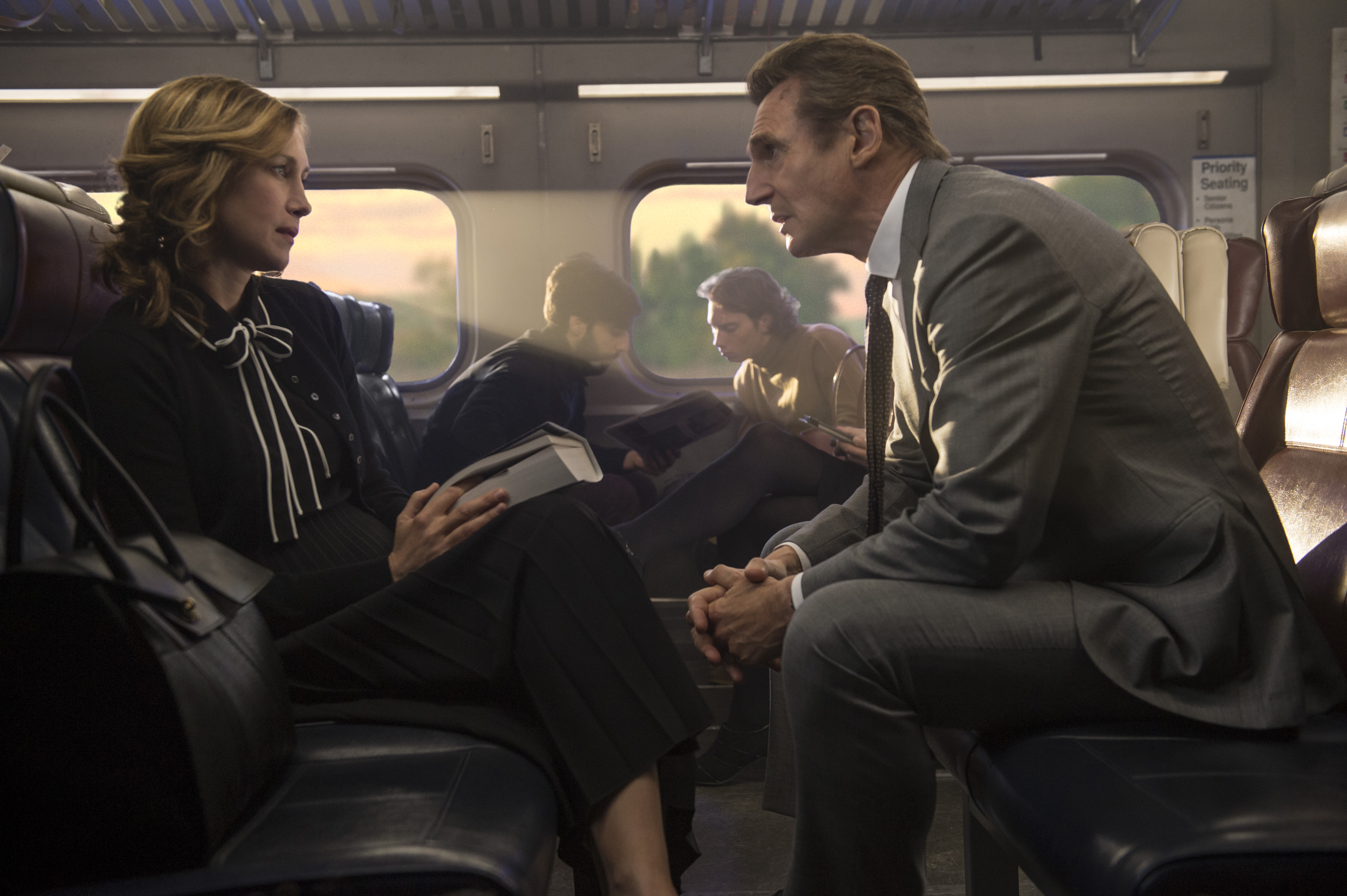 WIN! Duotickets The Commuter
