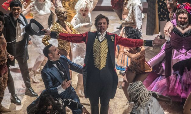 The Greatest Showman ( 4 januari )