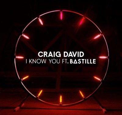 Release: Craig David – I Know You ft. Bastille