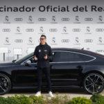 Dit is de nieuwe auto van Ronaldo!