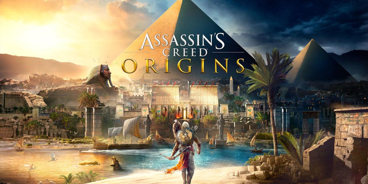 [Review] Assassin's Creed Origins