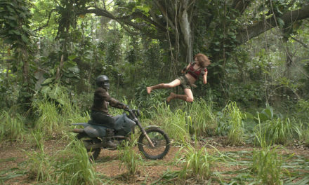 PlanetZone TV: Jumanji Welcome to the jungle 4DX premiere
