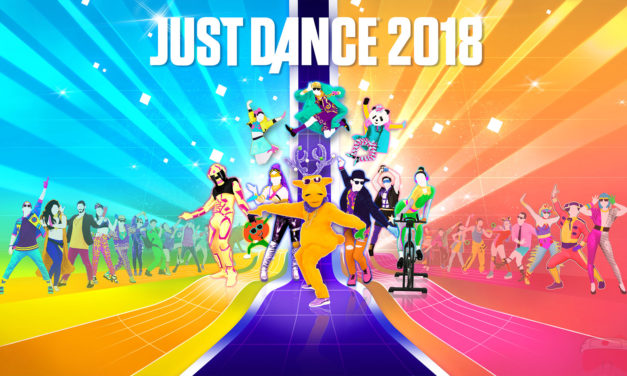 [Review] Just Dance 2018