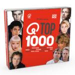 WIN! Qmusic TOP 1000 (2017) albums