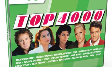 WIN! Radio 10 TOP 4000 editie 2017 albums