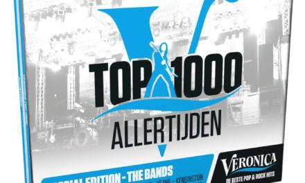 WIN! Veronica Top 1000 Allertijden (2017) – special edition The Bands