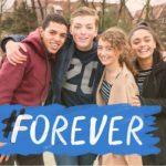 #Forever: nieuwe jeugdserie over vriendschap