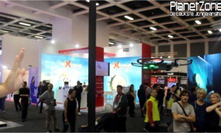 PlanetZone TV IFA Afl 4: DJI mini drone Spark ( met demonstratie )